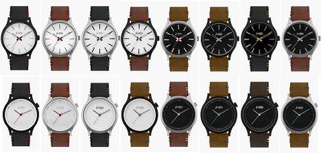 La firma española The Indian Face lanza su primera colección de relojes