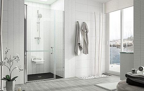 La franquicia Conducha hace el cambio de bañera por ducha en 12 horas