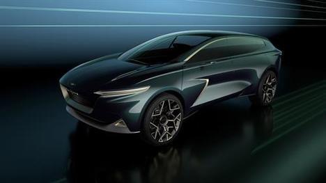 Lagonda revela el futuro del SUV de lujo