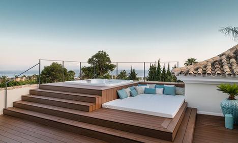 Un exclusivo oasis marbellí, el nuevo proyecto de reforma residencial de Lalzada