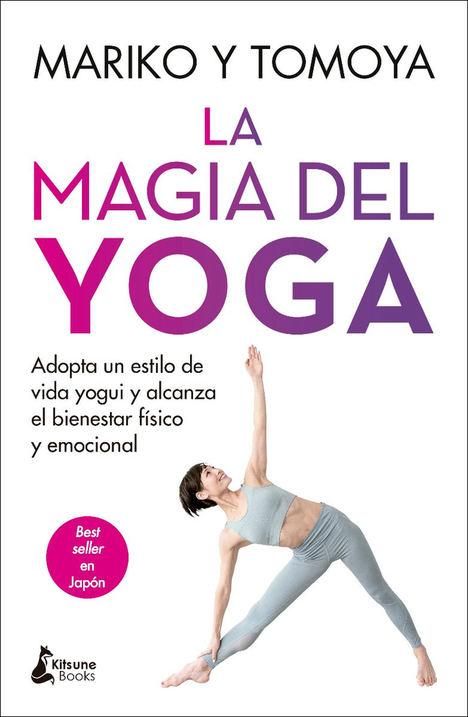 La magia del yoga, de Mariko y Tomoya