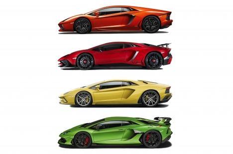 Lamborghini Aventador, diez innovaciones en diez años