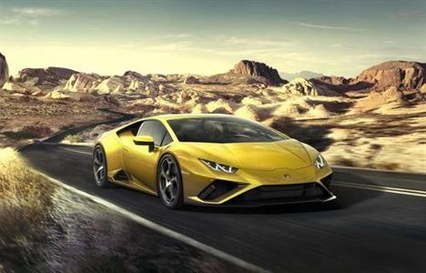 Lamborghini logra unas cifras récord en 2019
