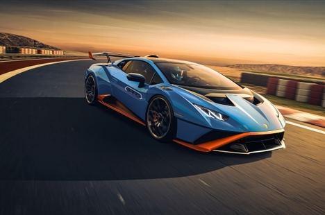 Nuevo Lamborghini Huracán STO