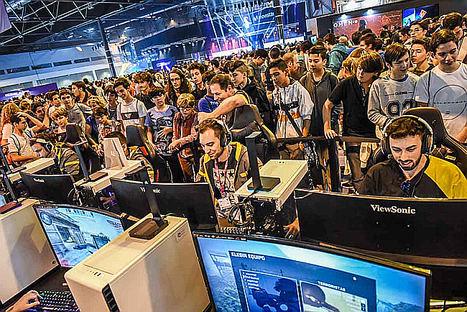 La mejor wifi de España gratis para los 100.000 visitantes de Madrid GamesWeek