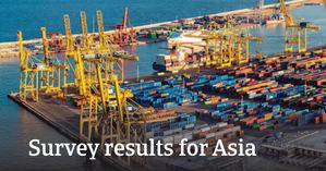 La morosidad afecta al 50% de las ventas a crédito en Asia