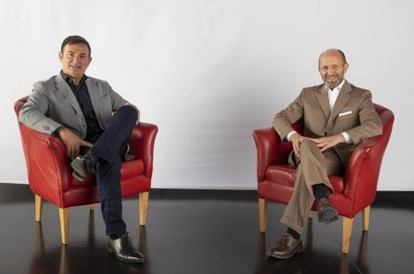 Luca Napolitano celebra el 115º Aniversario de Lancia