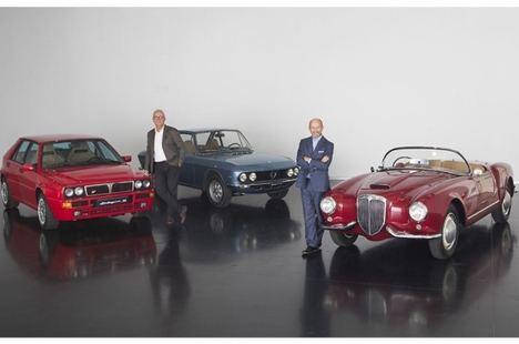 Luca Napolitano celebra los 115 años de historia de Lancia