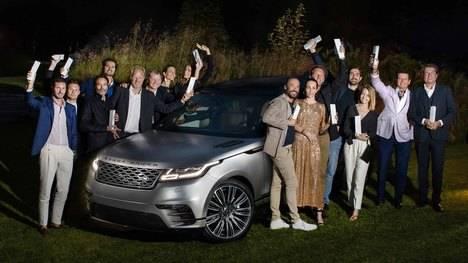 Desvelados los ganadores de los Land Rover Born Awards
