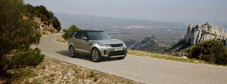 El Land Rover Discovery celebra sus 30 años de aventuras 4x4