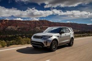 Nuevo motor para el Land Rover Discovery