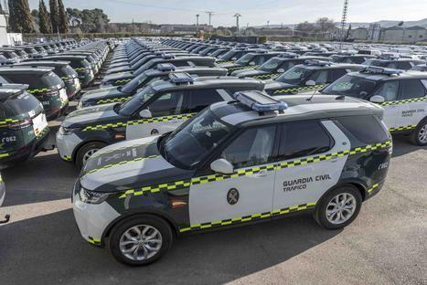 La DGT adquiere 85 Land Rover Discovery