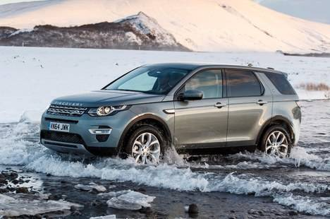 Land Rover Discovery Sport 2.0, 180CV