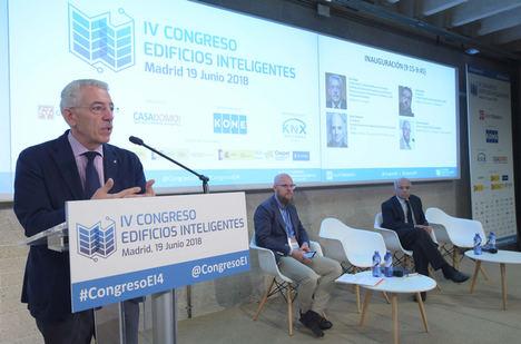 La nueva Norma UNE 178108 de Smart Buildings tema destacado en el IV Congreso Edificios Inteligentes