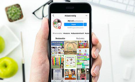 La nueva escuela está en Instagram, según Profesionalidad Online