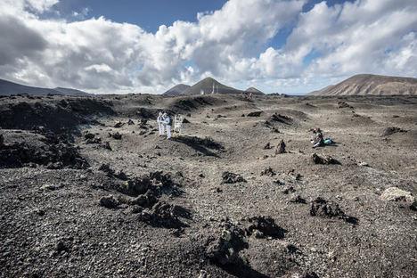 Lanzarote y la ESA, unidos por el espacio