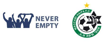 La plataforma española de ticketing Never Empty 'ficha' por el Maccabi Haifa israelí