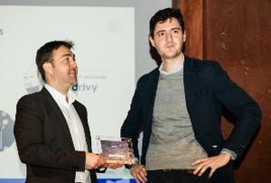 La plataforma tecnológica de Stuart, reconocida en los European Startup Prize for Mobility