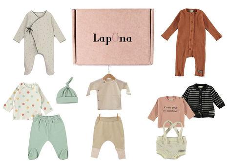 Llega Lapona, la primera empresa de alquiler de ropa de bebé por suscripción que permite ahorrar hasta un 30% al año