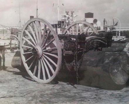 La relación entre Carretillas TR y el Puerto de Barcelona: una simbiosis histórica