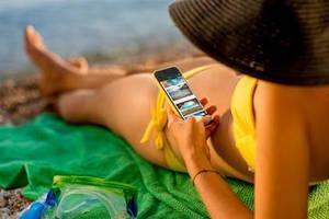 Las 5 claves para gestionar las redes sociales (con éxito) en vacaciones