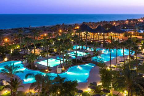 Las 'Noches de Huelva', plato estrella de Puerto Antilla Grand Hotel
