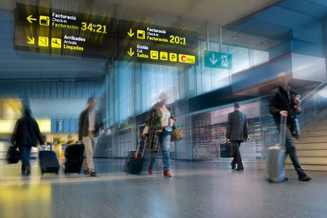 Las cámaras térmicas, un elemento de ayuda contra el coronavirus para aeropuertos, oficinas o centros comerciales