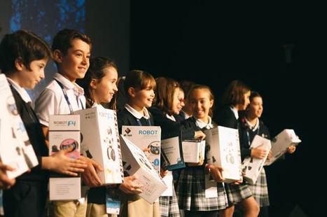 La segunda Game Jam Junior de Talentum de Telefónica reúne más de 500 participantes de entre 9 y 13 años