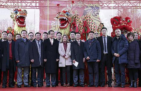 Las empresas de la Comunidad de Madrid han aumentado las exportaciones a China un 25,8%