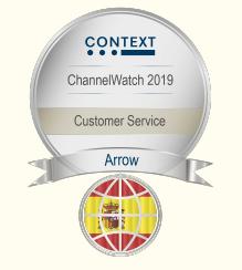 Las empresas del canal de TI eligen a Arrow como 'Distribuidor del Año' para España