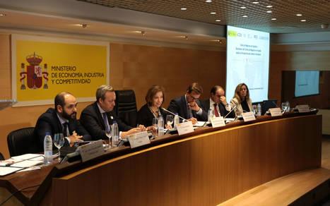 Las empresas extranjeras mejoran sus expectativas de inversión en España en 2017 y 2018