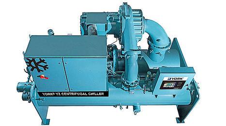 Las enfriadoras YORK® YZ de Johnson Controls ofrecen ya 89.000 kW de capacidad de enfriamiento en el mundo