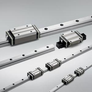 Las guías lineales NSK destacan por su alta precisión y una calidad excepcional.