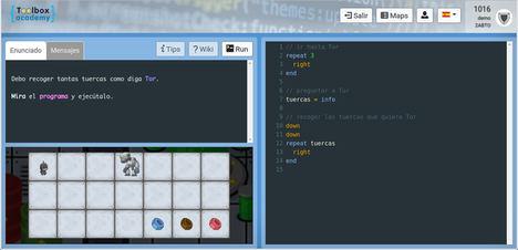 Las niñas y jóvenes de STEM Talent Girl aprenderán programación con Javascript el próximo curso