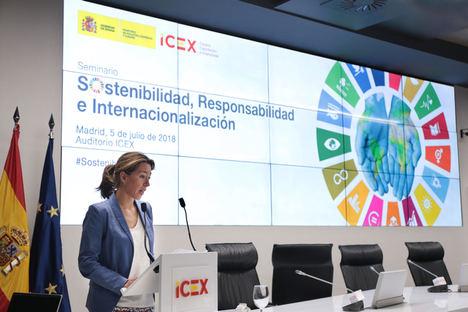 La sostenibilidad, factor clave en la estrategia empresarial en el exterior
