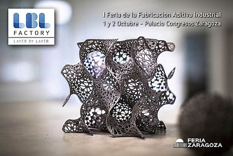 Las principales empresas del sector de la impresión 3D se reúnen en LBL Factory