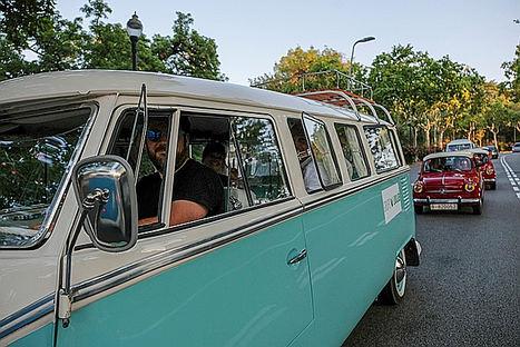 Las rutas turísticas en SEAT 600 llegan a Madrid