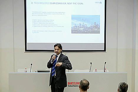 Las 'smartcities', una oportunidad para mejorar la calidad de vida de los ciudadanos y crear entornos más sostenibles