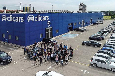 La startup Clicars alcanza los 50 millones de facturación acumulada