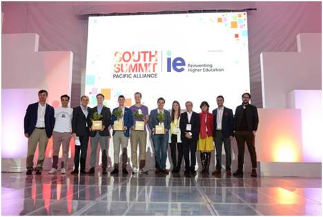 La startup SmartFES de Chile, gran ganadora de la primera edición de South Summit-Alianza del Pacífico