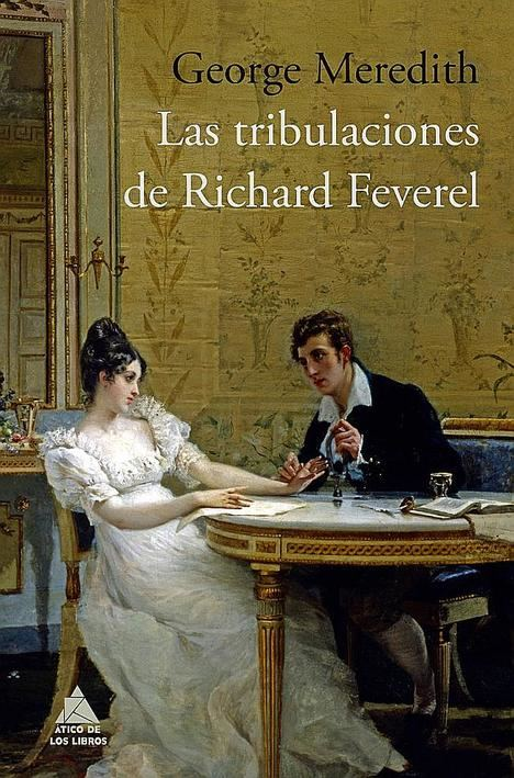 Las tribulaciones de Richard Feverel de George Meredith