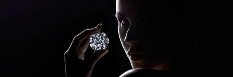 Las ventas de diamantes cayeron un 15% en 2020 por la crisis del Covid-19 y se recuperarán en 2021
