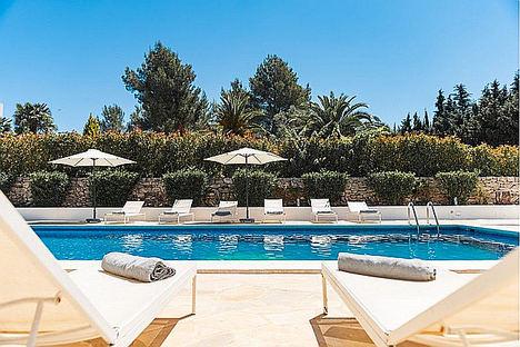 Las villas y residencias 'deluxe' relanzan el sector inmobiliario de Ibiza según Ibiza B. M