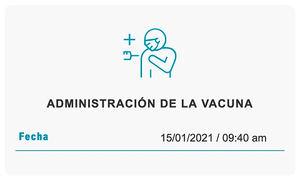 La tecnología, clave para el éxito de la campaña de vacunación