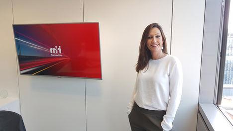 Laura García, Directora General de M2i Formación España.