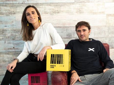 Laura Pérez Valverde e Iñigo Aguirrezabal Conde, (MIWI).