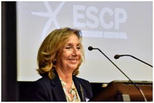Laura Reyero, ESCP Business School.