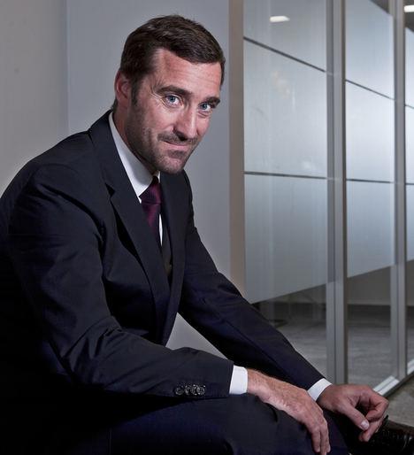 Laurent Barria, director de marketing y comunicación de Citroën.
