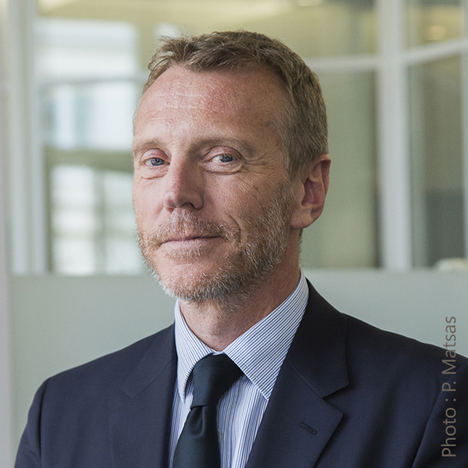 Laurent Fléchet, Director General Adjunto a cargo de la actividad inmobiliaria del Grupo Primonial.
