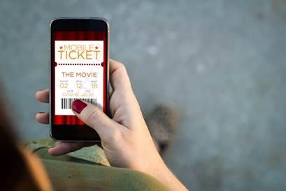 La venta de entradas es uno de los sectores que lidera el negocio online